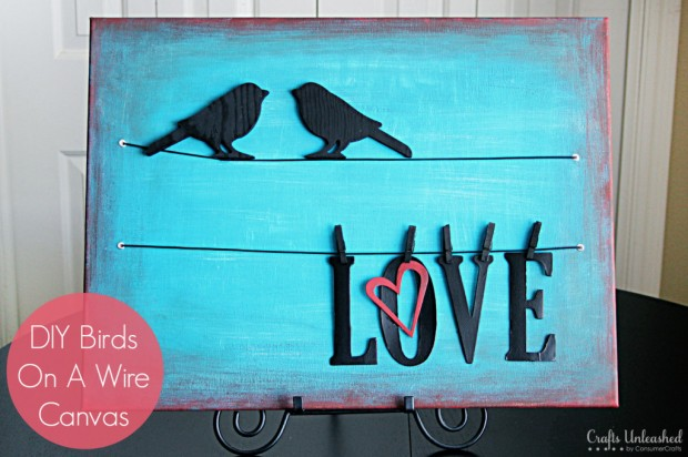 20 Creative DIY Wall Art Ideas to Decorate Your Space (3)