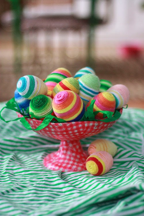 20 Creative and Easy DIY Easter Egg Decorating Ideas (1)