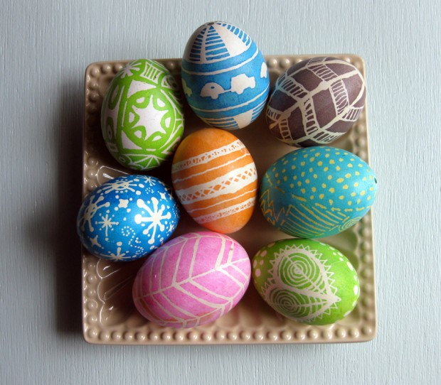 20 Creative and Easy DIY Easter Egg Decorating Ideas (10)