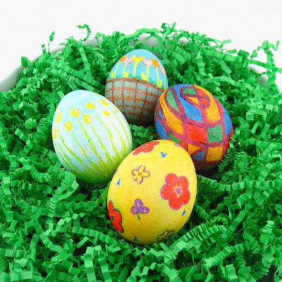 20 Creative and Easy DIY Easter Egg Decorating Ideas (12)