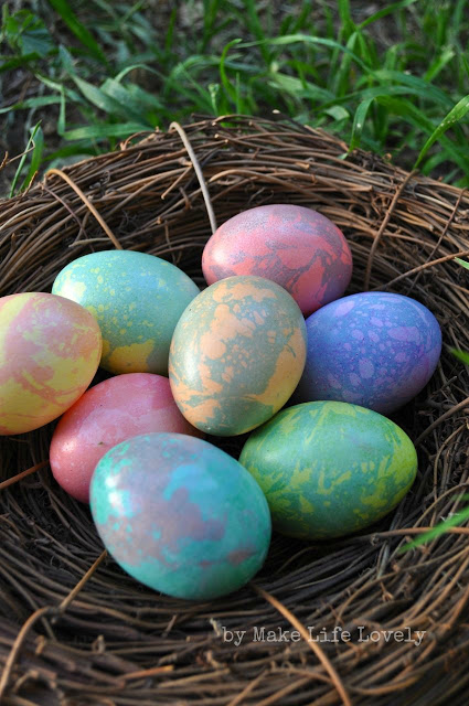 20 Creative and Easy DIY Easter Egg Decorating Ideas (14)