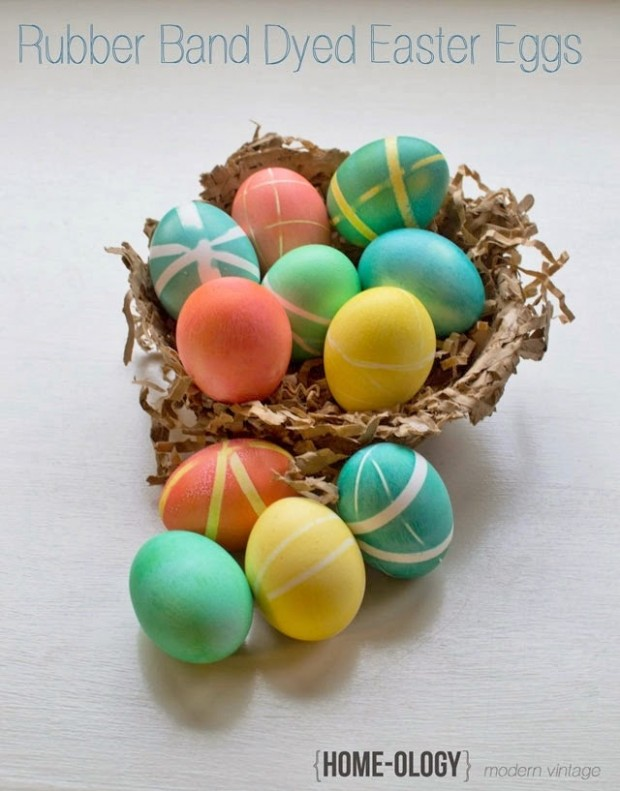 20 Creative and Easy DIY Easter Egg Decorating Ideas (16)
