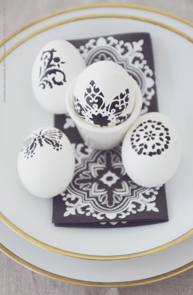 20 Creative and Easy DIY Easter Egg Decorating Ideas (7)