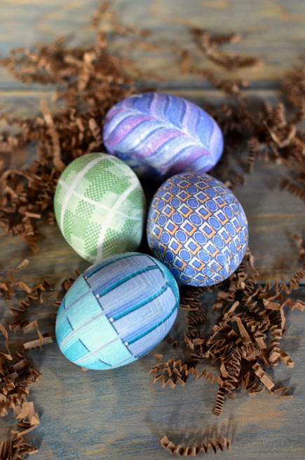 20 Creative and Easy DIY Easter Egg Decorating Ideas (9)