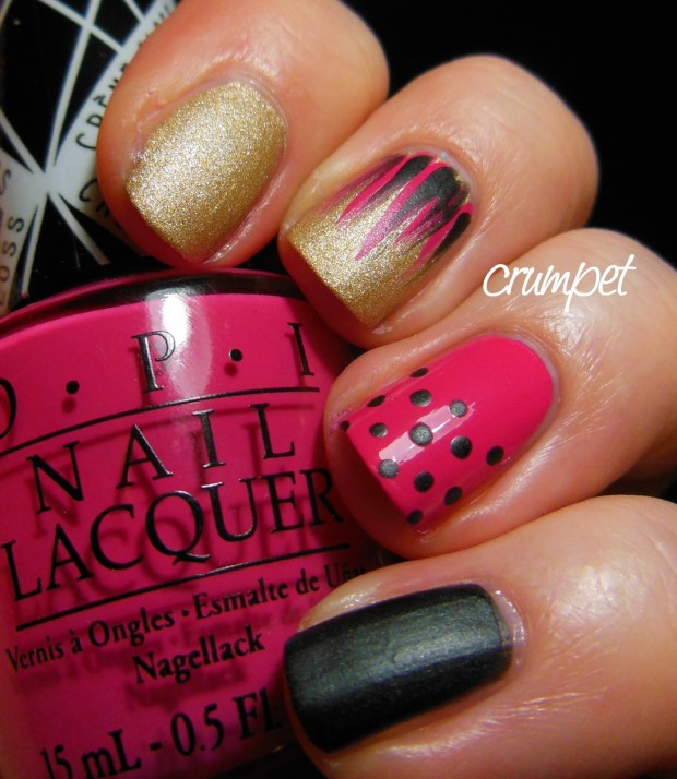 20 Cute and Trendy Nail Art Ideas for Spring (12)