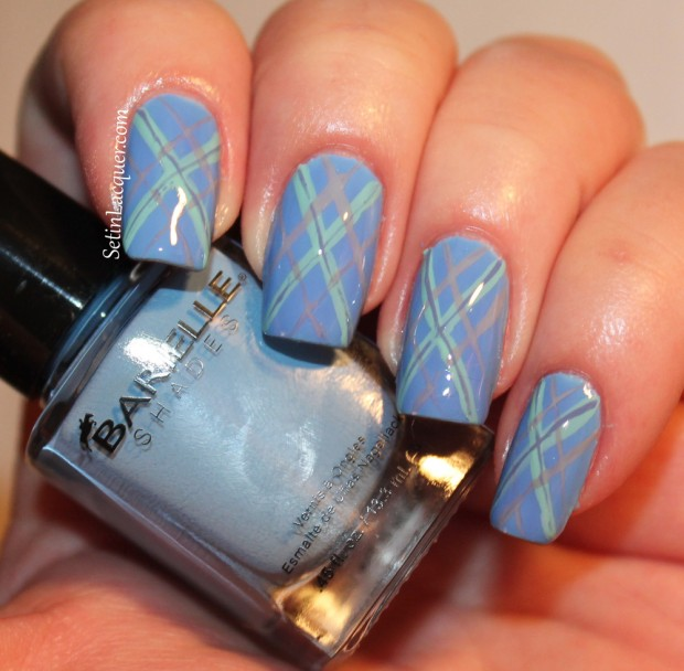 20 Cute and Trendy Nail Art Ideas for Spring (13)
