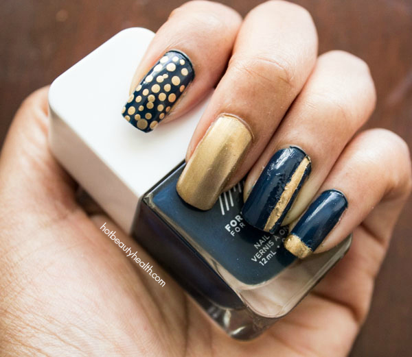 20 Cute and Trendy Nail Art Ideas for Spring (2)