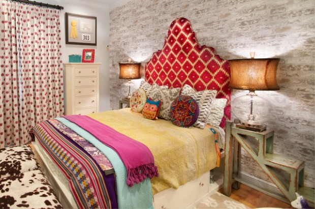 20 Dreamy Boho Chic Bedroom Design Ideas