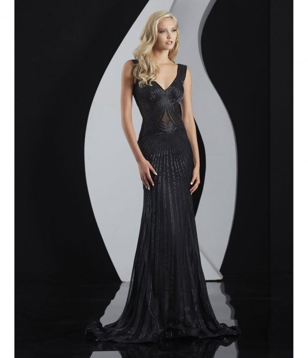 20 Elegant Evening Gowns  (1)