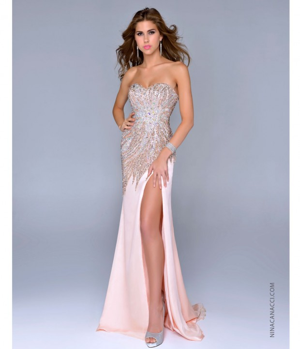 20 Elegant Evening Gowns  (15)