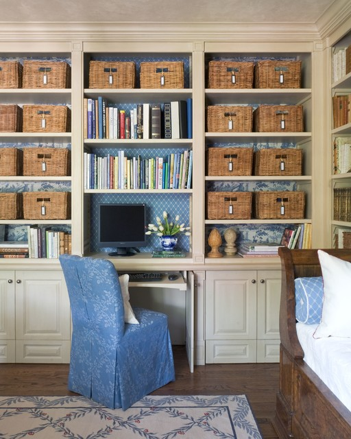 Dining Idea Room Storage: 20 Great Home Office Organization And Storage Ideas