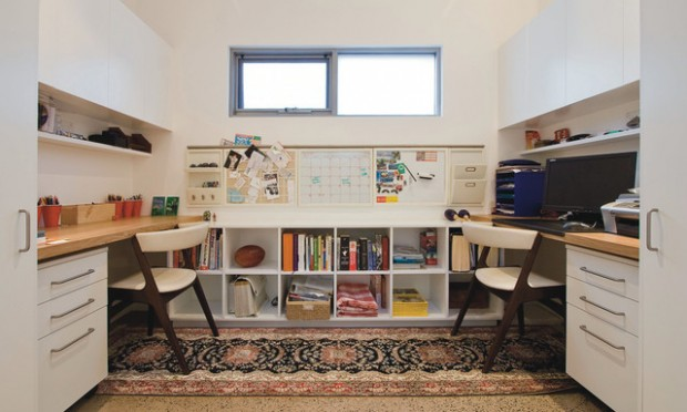 20 great home office organization and storage ideas