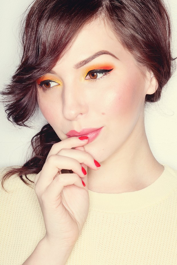 20 Great Makeup Ideas and Tutorials for Stunning Spring Look  (4)
