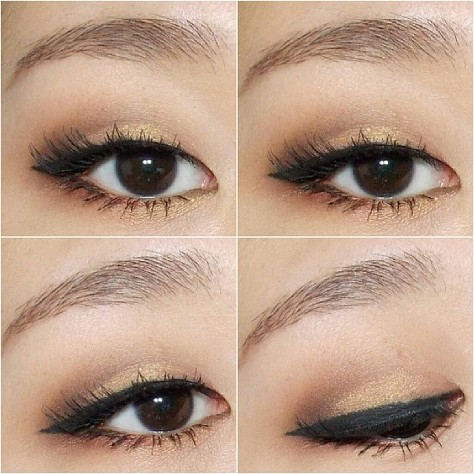 20 Great Makeup Ideas and Tutorials for Stunning Spring Look  (5)