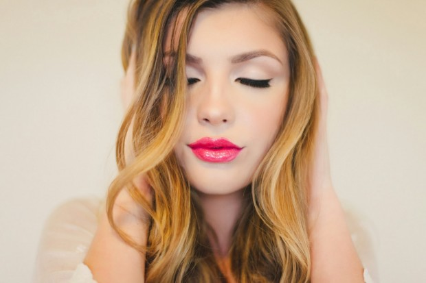 20 Great Makeup Ideas and Tutorials for Stunning Spring Look  (9)