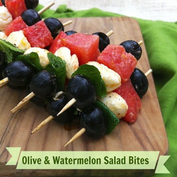 20 Great Recipes for Salad bites