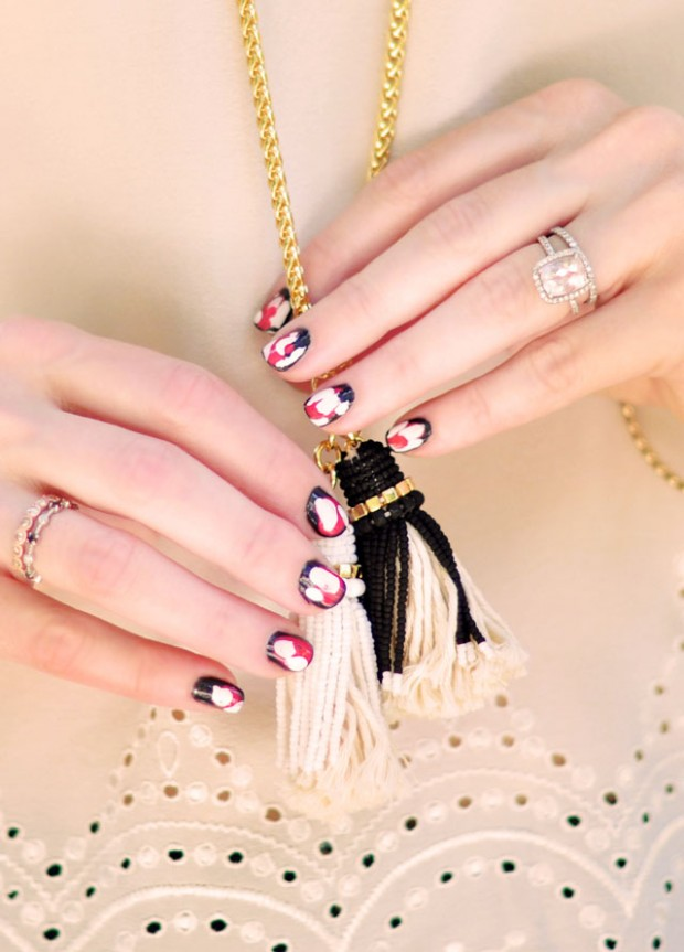 20 Simple Yet Eye Catching Nail Designs