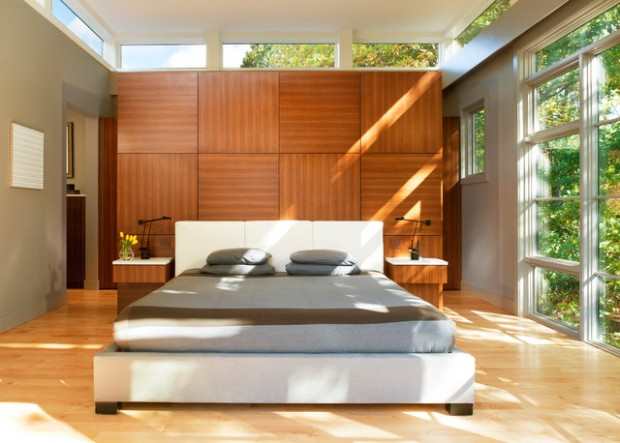 20 Zen Master Bedroom Design Ideas for Relaxing Ambience - Style ...