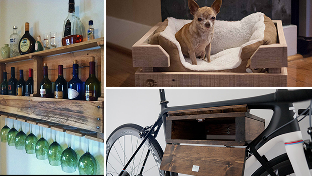 DIY Projects From Reclaimed Wood