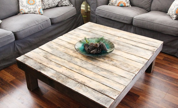 22 Country Style DIY Projects From Reclaimed Wood (1)
