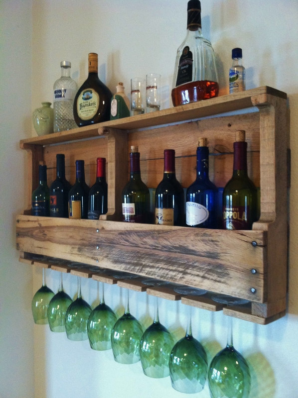 22 Country Style DIY Projects From Reclaimed Wood (6)