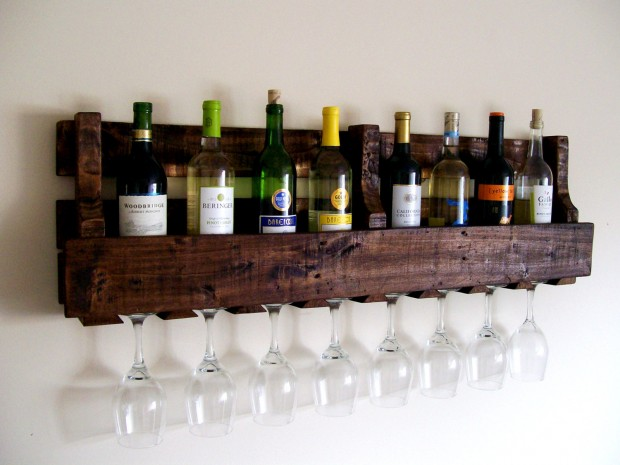 22 Country Style DIY Projects From Reclaimed Wood (8)