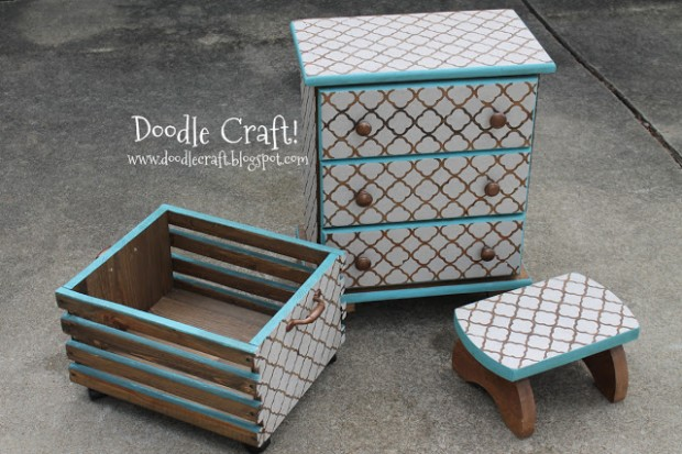 23 Creative DIY Furniture Makeover Projects (1)