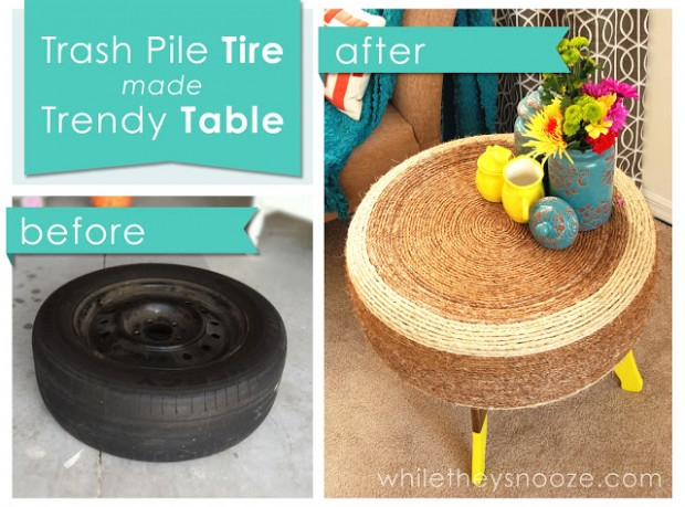 23 Creative DIY Furniture Makeover Projects (12)
