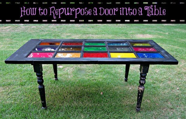 23 Creative DIY Furniture Makeover Projects (7)