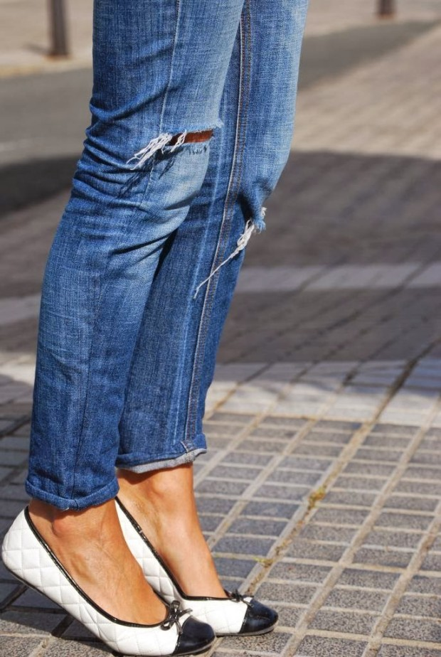 21 Divine Ideas of This Seasons Trendy Shoes Flats