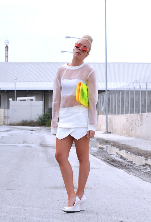 20 Stylish Ideas How To Combine Yellow In Your Outfit