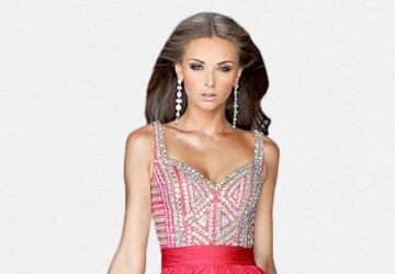 20 Elegant Long Prom Dresses   - prom dress, prom, long dress, elegant dresses