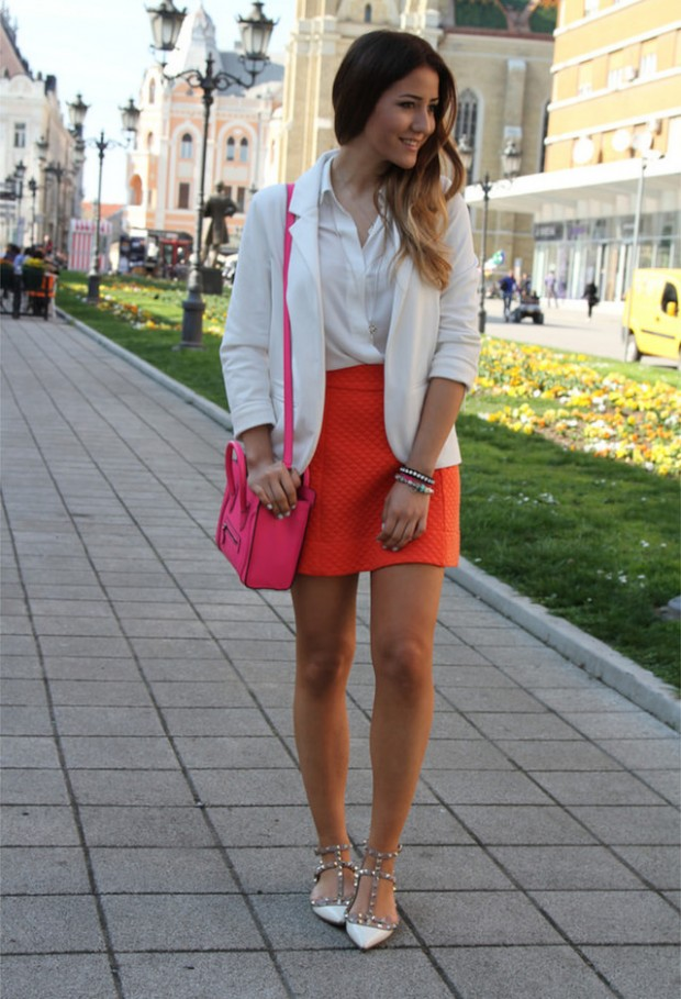 Fashion Basic: White Shirt for Every Occasion