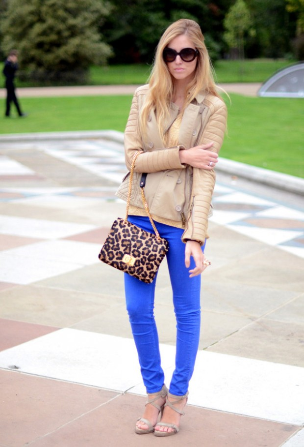 Cobalt Blue for Powerful Stylish Look 20 Outfit Ideas (1)