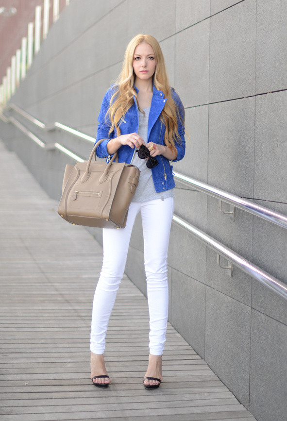 Cobalt Blue for Powerful Stylish Look 20 Outfit Ideas (12)