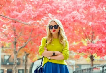 Cobalt Blue for Powerful Stylish Look: 20 Outfit Ideas - stylish look, powerful look, Outfit ideas, cobalt blue