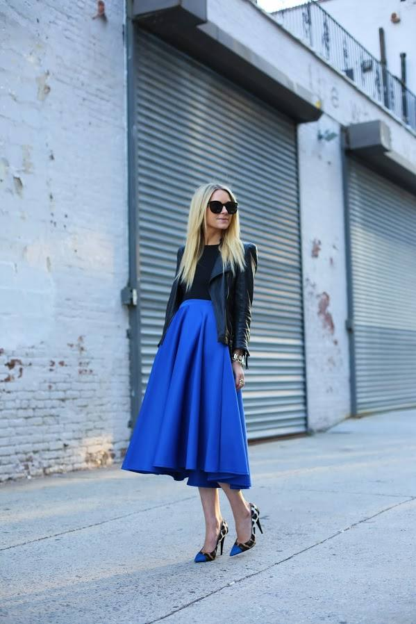 Cobalt Blue for Powerful Stylish Look 20 Outfit Ideas (2)