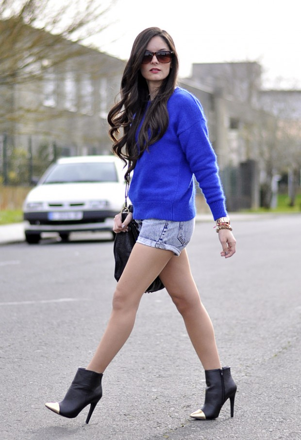 Cobalt Blue for Powerful Stylish Look 20 Outfit Ideas (5)