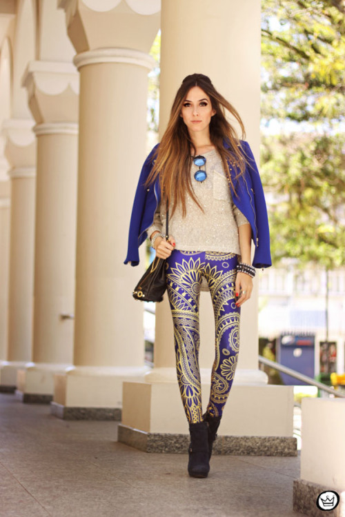 Cobalt Blue for Powerful Stylish Look 20 Outfit Ideas (9)