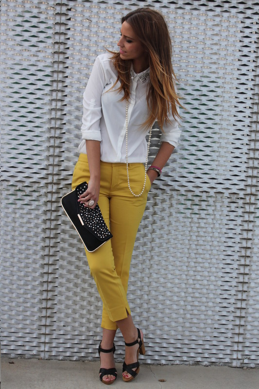 Fashion for Work 17 Lovely Office Outfit Ideas (1)