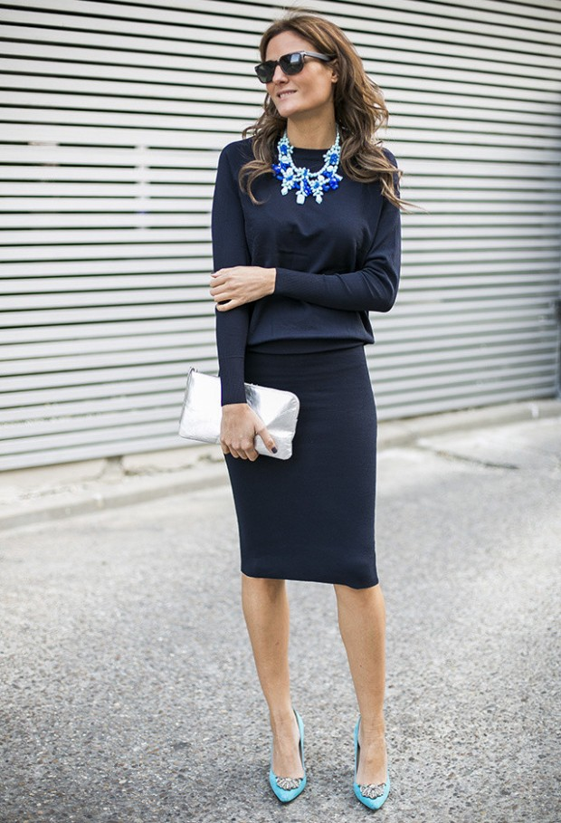 Fashion for Work 17 Lovely Office Outfit Ideas (10)