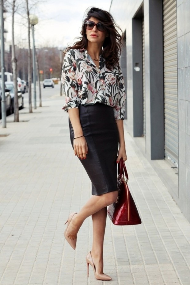 Fashion for Work 17 Lovely Office Outfit Ideas (13)