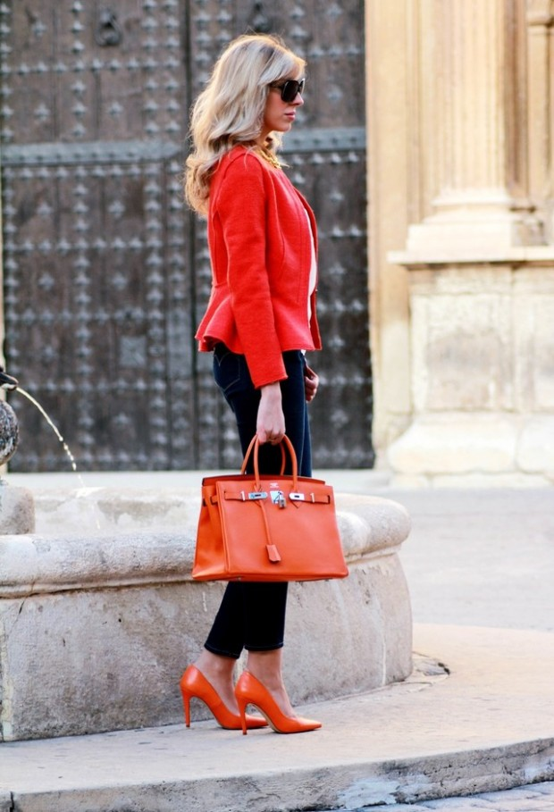 Fashion for Work 17 Lovely Office Outfit Ideas (15)