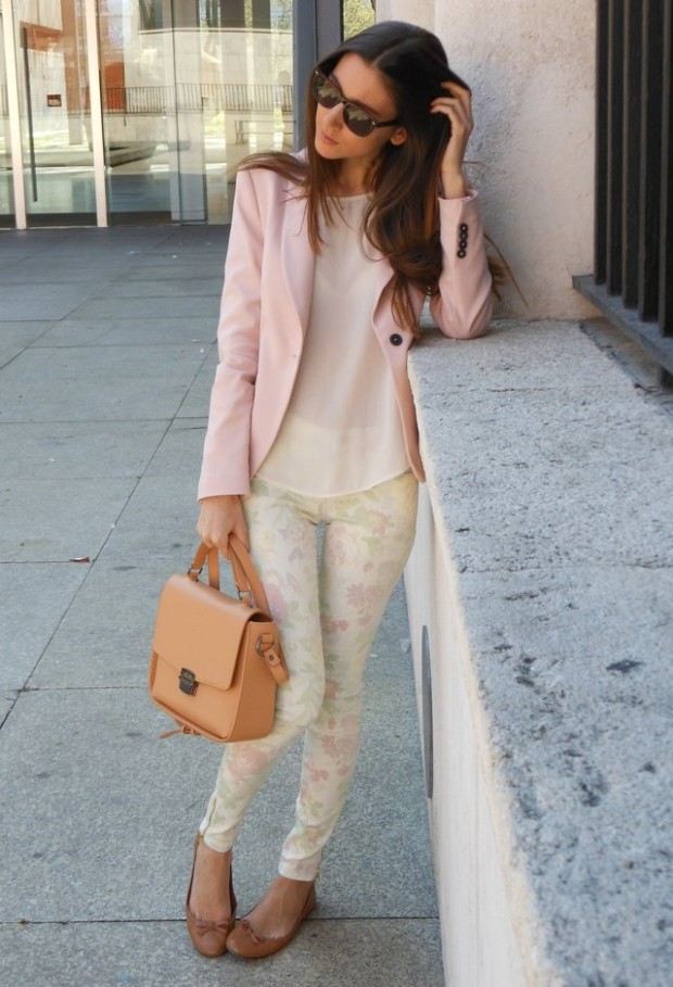 Fashion for Work 17 Lovely Office Outfit Ideas (16)