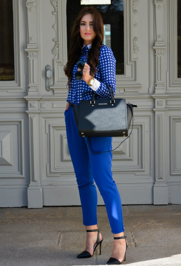 Fashion for Work 17 Lovely Office Outfit Ideas (17)