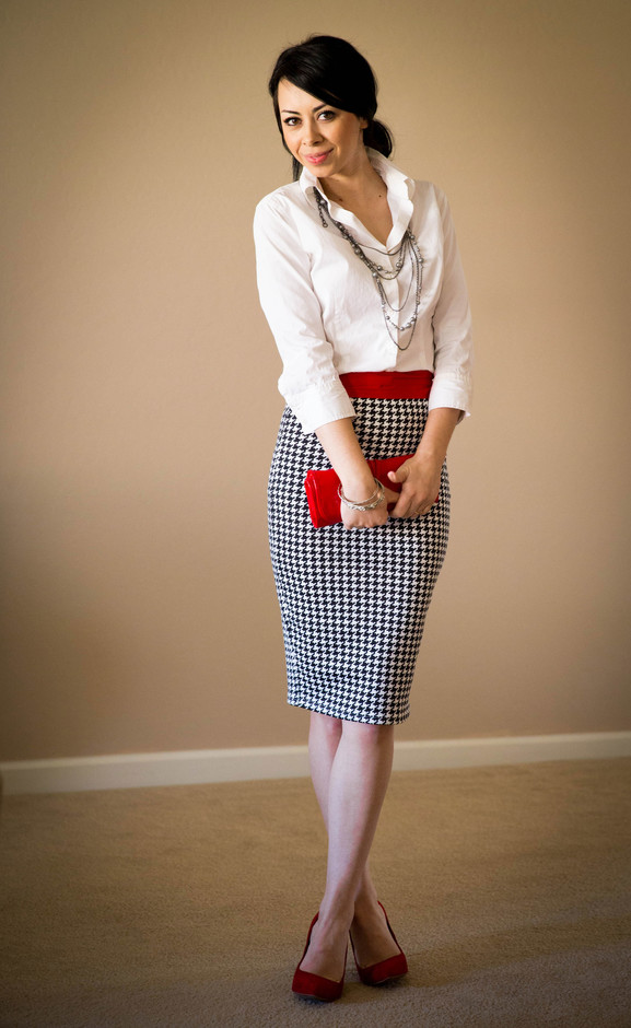 Fashion for Work 17 Lovely Office Outfit Ideas (3)