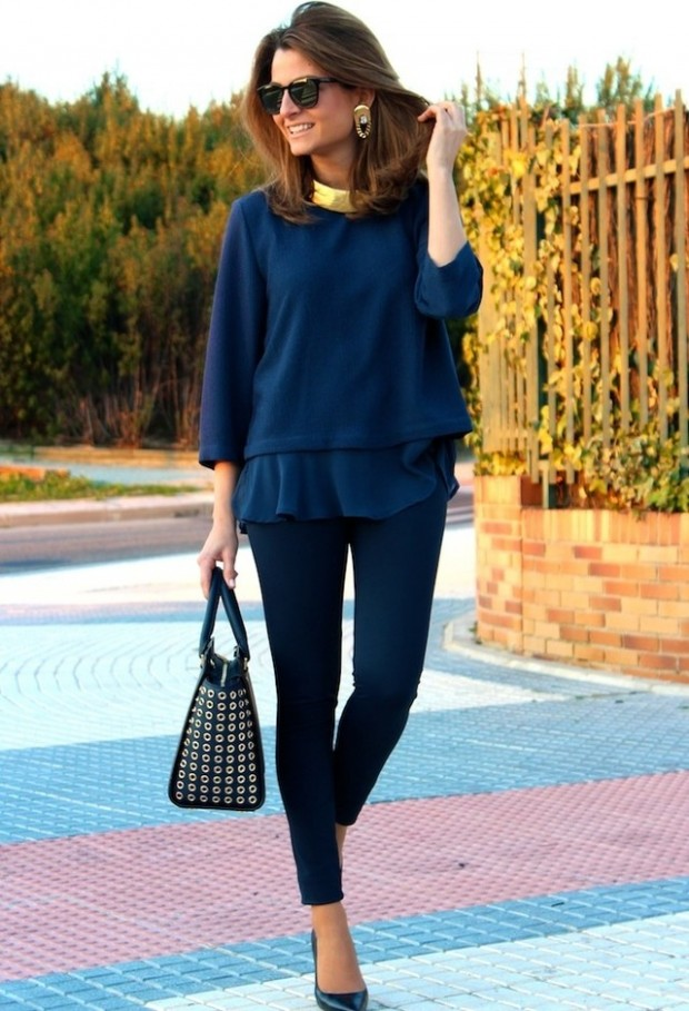 Fashion for Work 17 Lovely Office Outfit Ideas (4)