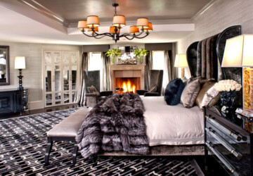 21 Glamorous Master Bedroom Design Ideas - Glamorous bedroom design ideas, Glamorous bedroom, bedroom design, bedroom