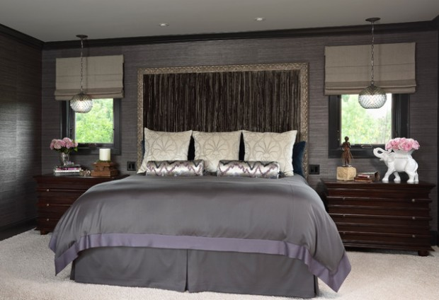 21 Glamorous Master Bedroom Design Ideas - Style Motivation