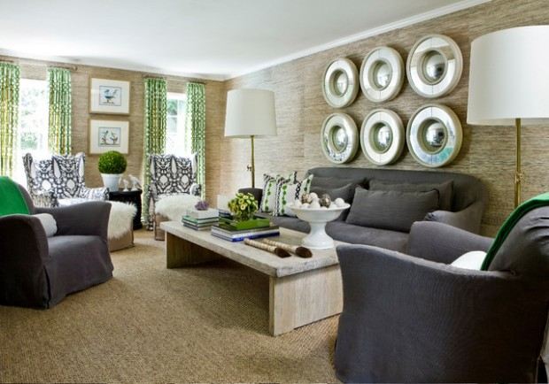 Green Details for Relaxing Interior Look (9)